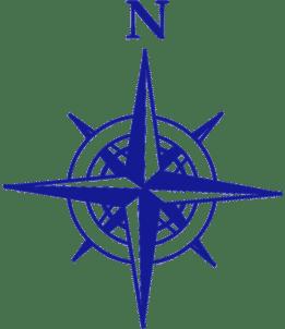 Logo Icon - Blue North Icon
